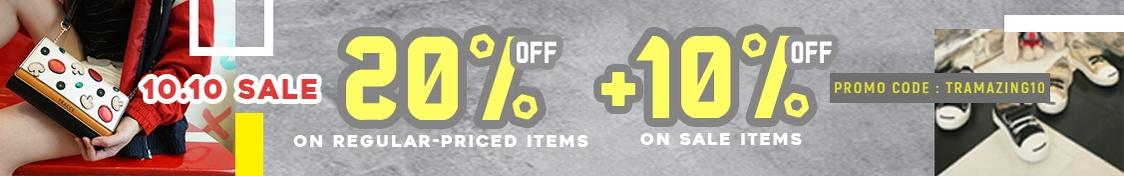 ADDITIONAL 10%